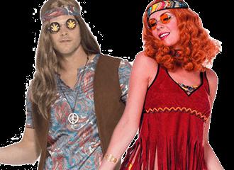 Hippie & Flower Power Kleding