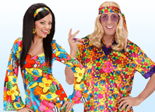 Jaren 60 & 70 (Hippie)