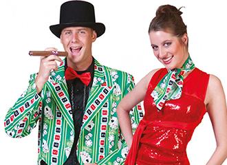 Casino Kostuums