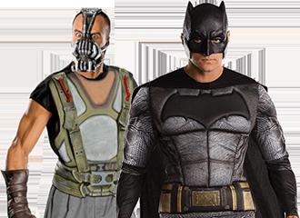 Dark Knight Kostuums