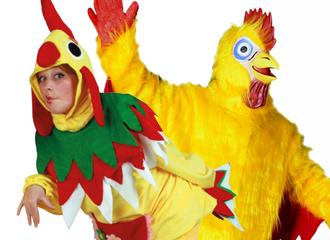 Kippenpakken