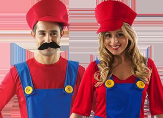 Mario Kostuums