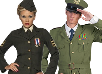 Officier Kostuums