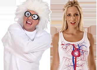 Patient Kostuums