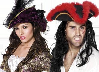 Piraten Hoeden