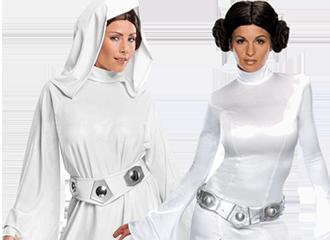 Prinses Leia Kostuums