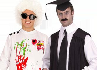 Professor Kleding