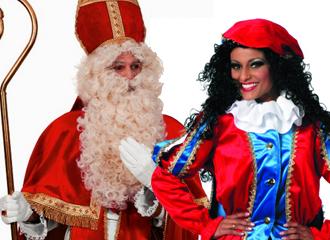 Sint & Piet Kleding