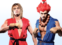 Street Fighter Outfits