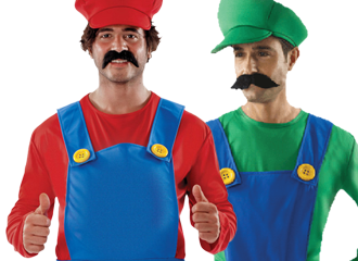 Super Mario Bros Kleding