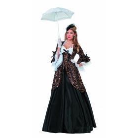 Markiezin Estella De Canicas Vrouw Kostuum