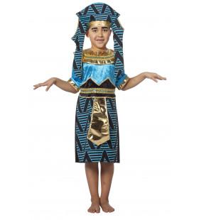 Tutanchamon Farao Egyptenaar Jongen Kostuum