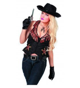 Linedance Girl Cowboyvest
