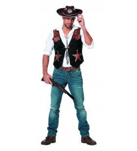 Lonely Star Cowboyvest Man