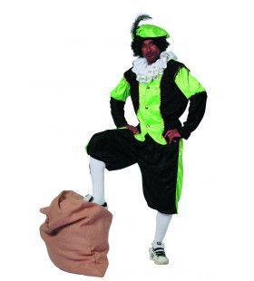 Groene Piet Pansamt Budget Kostuum