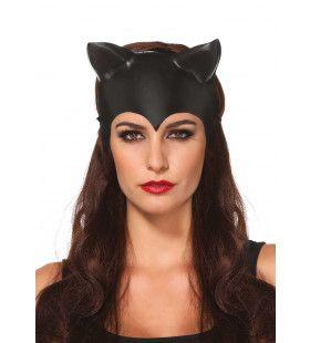 Masker Met Gevormde Katten Oren