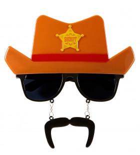 Billy Bril, Cowboy Met Hoed