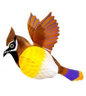 Honingraat Vogel 40cm